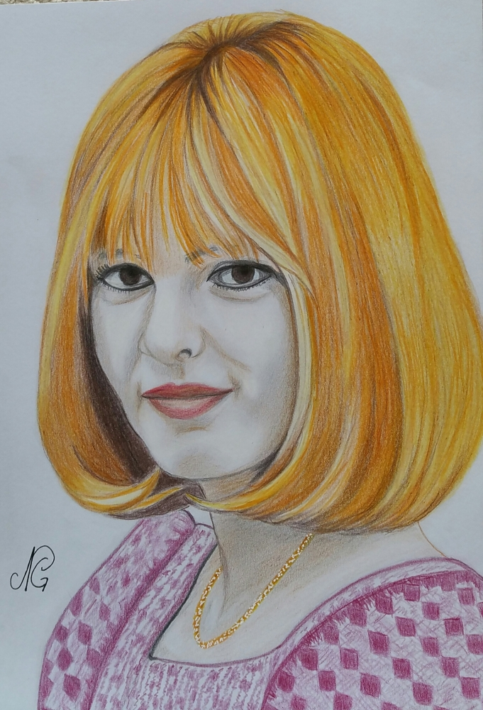 France Gall by Nicky08